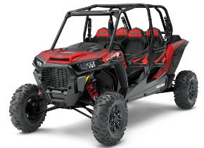 Polaris RZR 4-seater